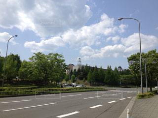 仙台の丘陵の道 - No.953002