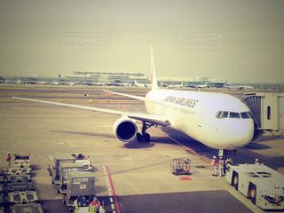 空港の駐機場の写真・画像素材[962522]