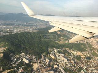 機上からの景色 - No.963309