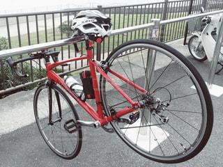 サイクルラックのロードバイク - No.968618