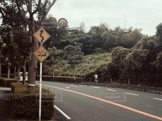 坂道と斜度の標識 - No.973964