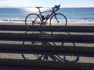 海とロードバイク - No.981746