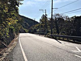 田舎の山道 - No.988204