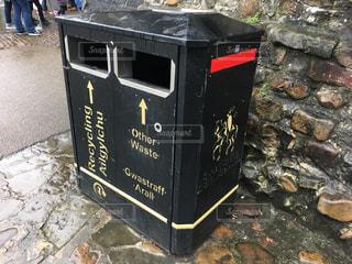 ウェールズ語と英語表記のゴミ箱 - No.953070