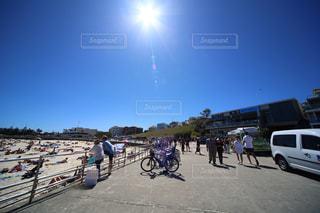 ボンダイビーチの写真・画像素材[955484]