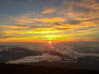 富士山頂の写真・画像素材[955529]