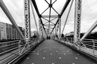 橋の上の写真・画像素材[955552]