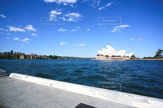 海とオペラハウスの写真・画像素材[1033738]