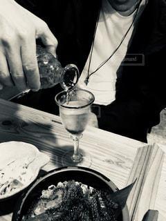 古酒とエイサー - No.955617