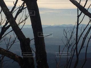遠く群馬から見る富士山 - No.962139