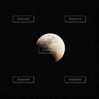 皆既月食2018の写真・画像素材[986911]