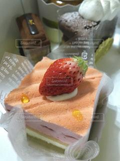 いちごケーキの写真・画像素材[1024463]