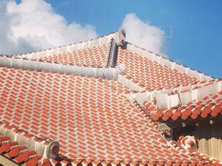 建物の屋根 - No.953579