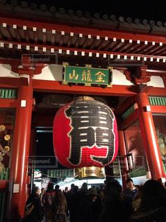 浅草  雷門の写真・画像素材[954083]
