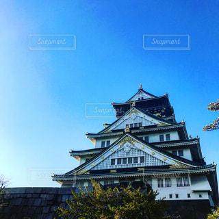 大阪城の写真・画像素材[954221]