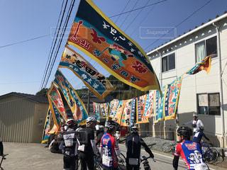 ツールド三陸での一コマ - No.954539
