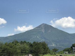 会津磐梯山の写真・画像素材[954598]