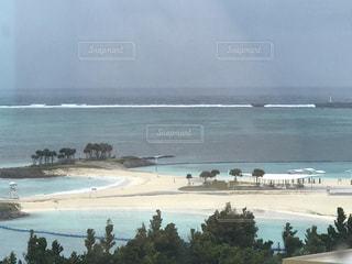 沖縄のビーチの写真・画像素材[954606]