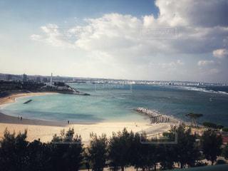 沖縄の海岸線の写真・画像素材[955363]
