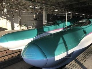 E523 東北新幹線はやぶさの写真・画像素材[958279]