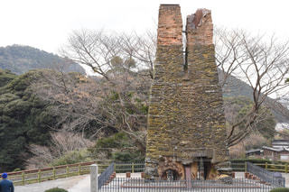 山口県萩の反射炉 - No.954727