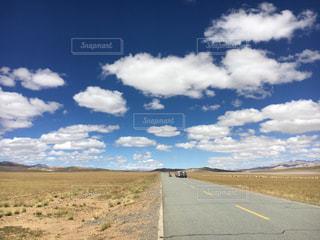 チベットの空の写真・画像素材[955240]