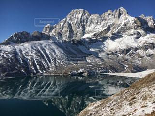 ネパール ゴーキョの写真・画像素材[955309]