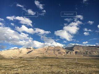 チベットの景色の写真・画像素材[955708]