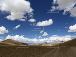 エベレストベースキャンプへの道の写真・画像素材[958153]