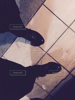足元の写真・画像素材[963809]