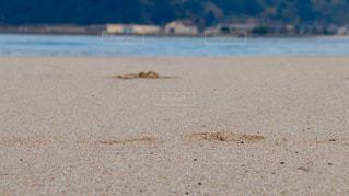 近くの砂浜のビーチの写真・画像素材[955325]