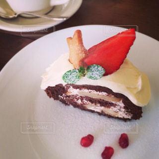苺ののったケーキ - No.956501