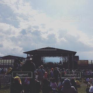 夏フェスの写真・画像素材[1057670]