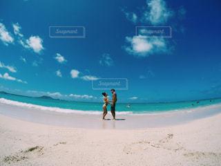 ラニカイビーチの写真・画像素材[958328]