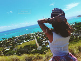 ハワイ、カイルアの写真・画像素材[958698]