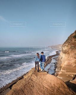 海岸の写真・画像素材[2045334]