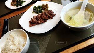 牛タン定食の写真・画像素材[956217]