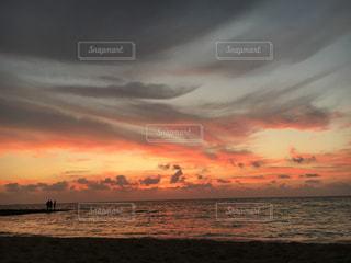 夕陽の写真・画像素材[956474]