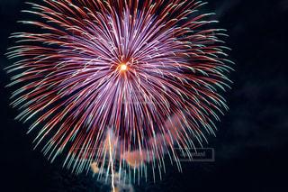 平成最後の夏の花火の写真・画像素材[1493361]