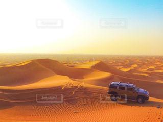 幻想的な砂漠の世界の写真・画像素材[1533575]