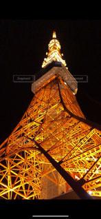 東京タワーの写真・画像素材[961129]