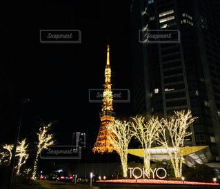東京タワーの写真・画像素材[961130]
