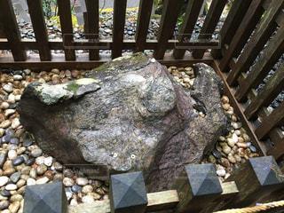 御神岩の写真・画像素材[957605]