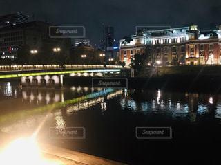 夜の都市夜景の写真・画像素材[1868666]