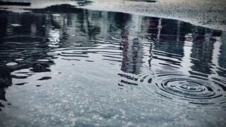水紋の写真・画像素材[4713818]