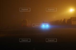 霧の街の写真・画像素材[973102]