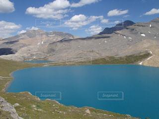 飛び込みたい湖の写真・画像素材[959672]