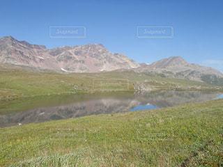 ロッキー山脈の写真・画像素材[959676]