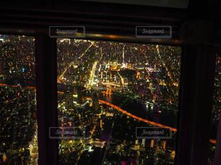 スカイツリーからの夜景の写真・画像素材[962435]