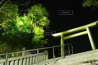 夜の神社 - No.959754